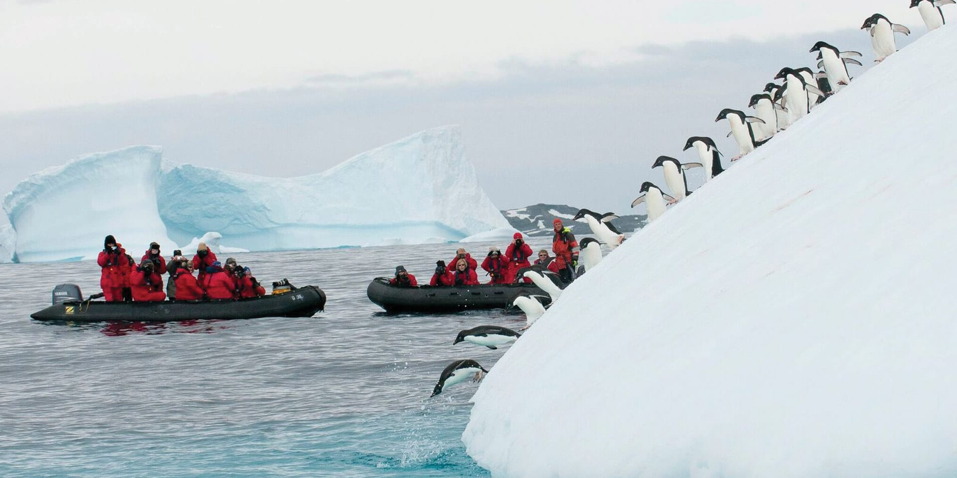 Antarctica And Patagonia Small Group Tour Contours Travel
