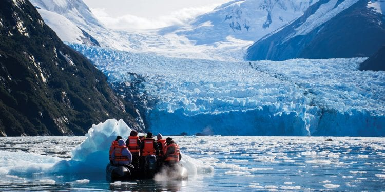 Australis Cruise from Ushuaia to Punta Arenas
