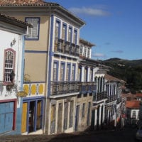 colonial heritage Streets of Ouro Preto Brazil Contours Travel