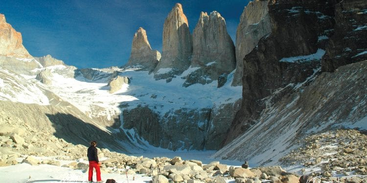 Self-guided W Trek in Torres del Paine