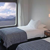 Contours Travel Stella Australis Cruise AA twin Cabin