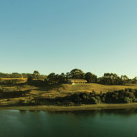Chile Patagonia Tierra Chiloe aereal view Contours Travel