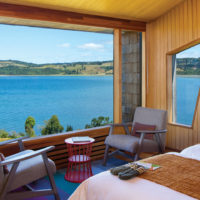 Chile Patagonia Tierra Chiloe room with a view Contours Travel
