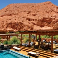 Alto Atacama Outdoor Pool