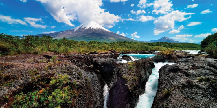 Treasures of South America & Lakes of Patagonia