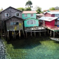 Chile Tierra Chiloe excursion to 'palafitos' Contours Travel