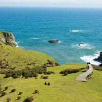 Chile Tierra Chiloe landscape view Contours Travel