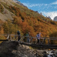 Chile Tierra Patagonia hike Contours Travel