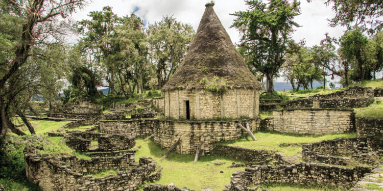 Chachapoyas: warriors of the clouds