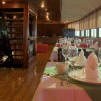Ecuador Galapagos Eric Letty Cruises Dinning Area