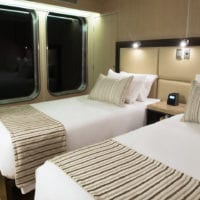 MV Origin Cabin
