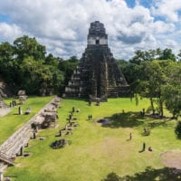Maya cities in Central America Mundo Maya Tikal ruins Belize Contours Travel