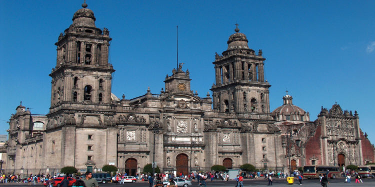 Mexico City Historic centre Cathedral
