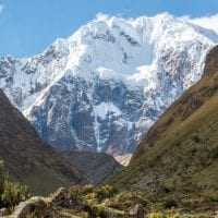 Peru Mountain Lodges Salkantay trek to Machu Picchu Contours Travel