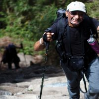 Peru Inca Trail Condor Travel trekker