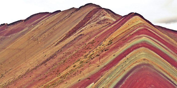 Rainbow Mountain trek