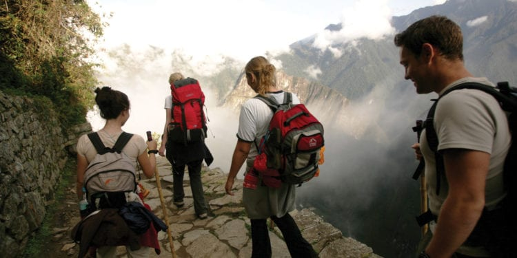 Hiking the Classic Inca Trail Peru Contours Travel
