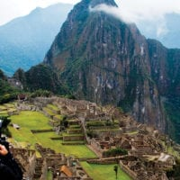 View of Machu Picchu Peru Contours Travel