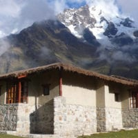 Peru Mountain Lodges Salkantay trek Wayra Lodge Contours Travel