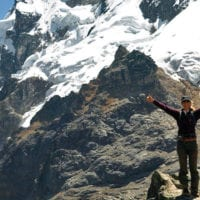 Peru Mountain Lodges Salkantay sumit Contours Travel